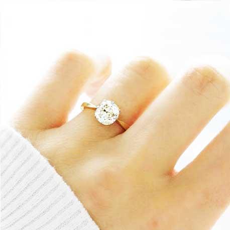 指輪の指の意味:薬指の指輪(アニバーサリーリング)