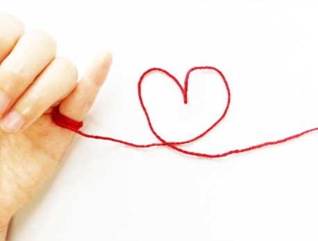 恋愛成就に一番効く指輪の位置は?